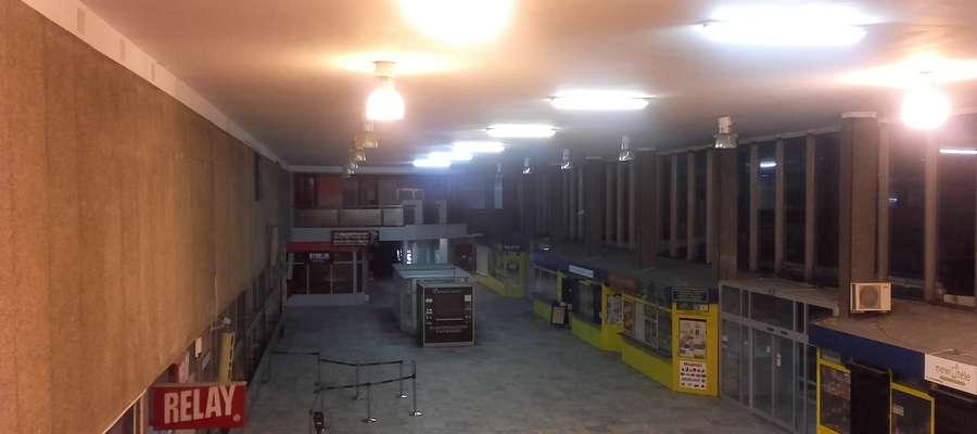 dworzec Olsztyn