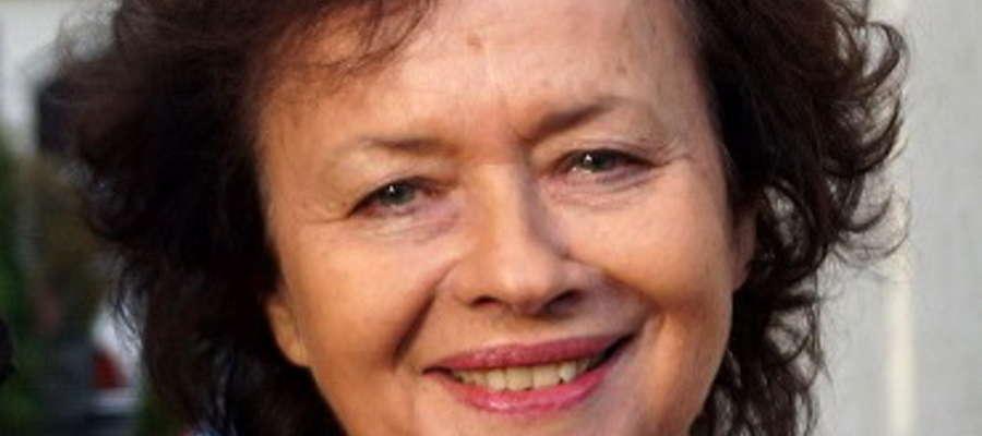 Joanna Szczepkowska w 2018 roku