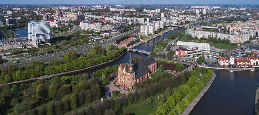 Kaliningrad chce przyciągnąć turystów z Polski