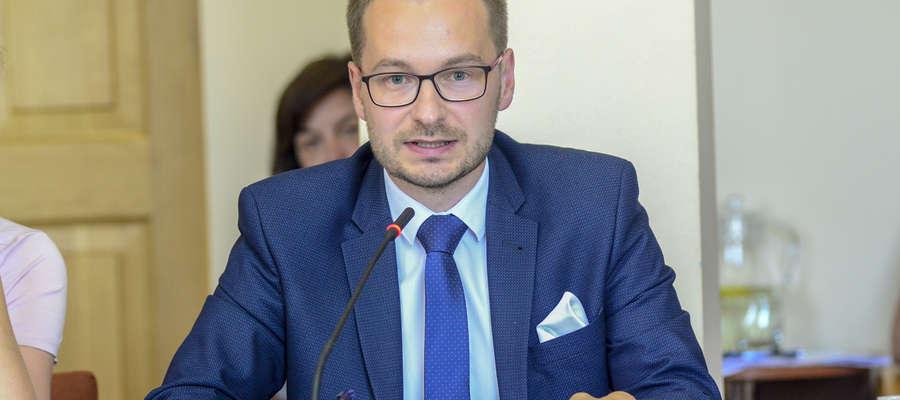 Dawid Kopaczewski zapowiadał zmniejszenie umorzeń podatkowych w kampanii wyborczej