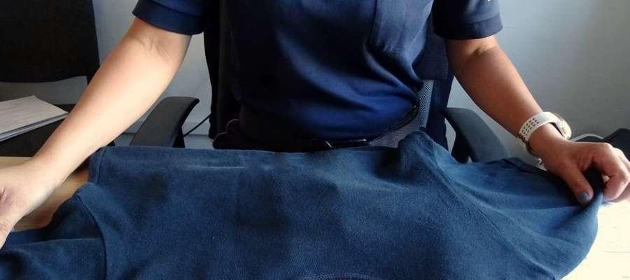 Skradziona koszulka