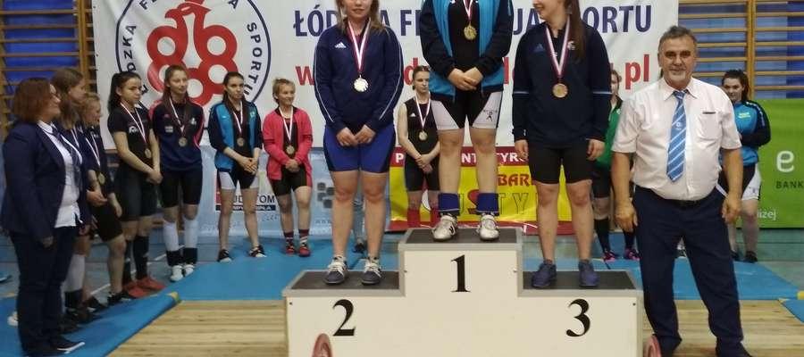 Martyna Stępień zajęła drugie miejsce