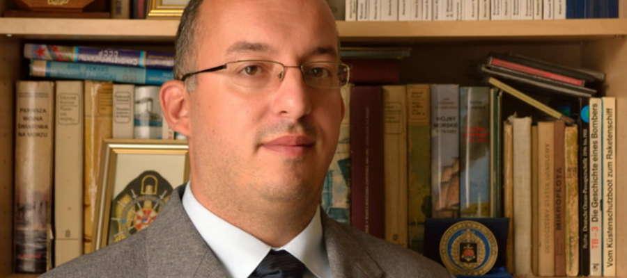 Dr Michał Block
