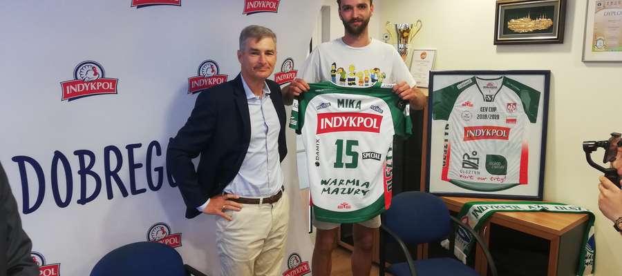 Piotr Kulikowski i Mateusz Mika
