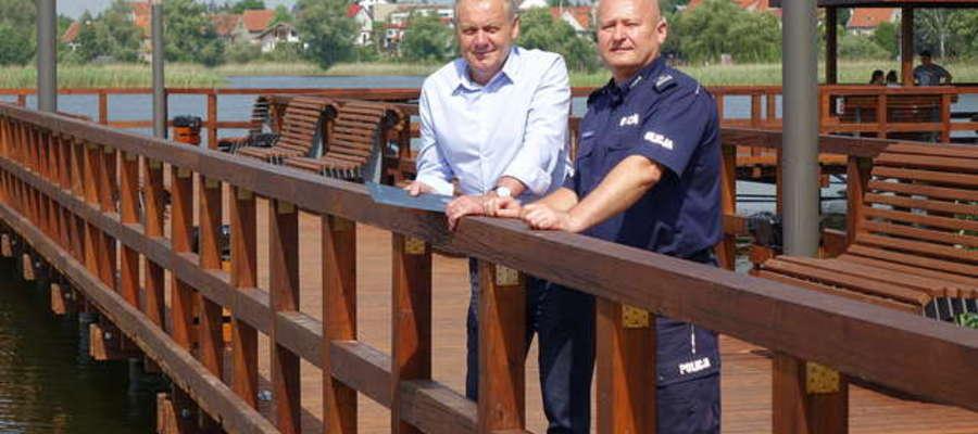 Podpisano porozumienia w sprawie dodatkowych patroli