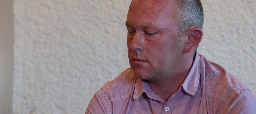 Piotr Skierś, nowy prezes Victorii Bartoszyce, to były zawodnik tego klubu, w którym grał na pozycji bramkarza