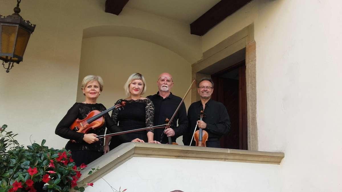Quatuor Europa - koncert kameralny  - full image