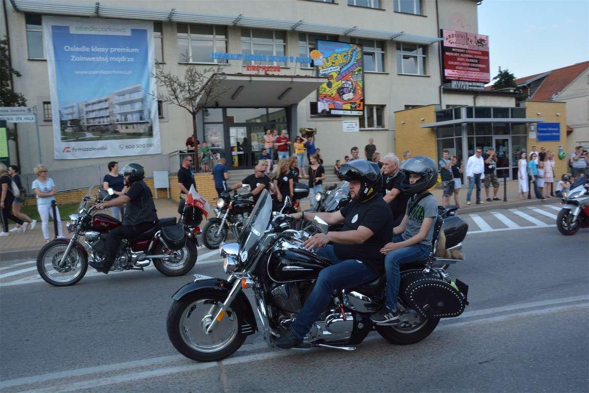 III Olecka Parada Motocykli [ZDJĘCIA] - full image