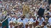 Procesja w figurą przeszła do Sanktuarium w Lipach [ZDJĘCIA]