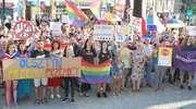 Aktywiści LGBT zamanifestowali swoje prawo do życia [ZDJĘCIA]