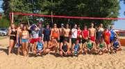 Turniej Piłki Plażowej z okazji otwarcia plaży w Rybnie