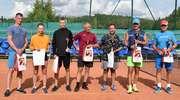 Turniej tenisa ziemnego w grze podwójnej w Lidzbarku Warmińskim