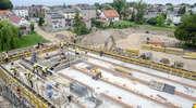 Czy lubawski zamek znowu będzie sercem miasta? Sprawdzamy na jakim etapie jest inwestycja na ruinach