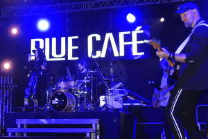 Dni Gminy Kurzętnik i Expomu z zespołem Blue Cafe [NOWE ZDJĘCIA]