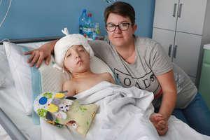 Pierwsza taka operacja w Polsce. Olsztyńscy lekarze uratowali życie 8-letniej Weroniki