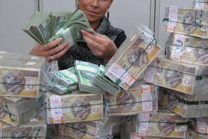 Tylko jeden milioner w Nidzicy