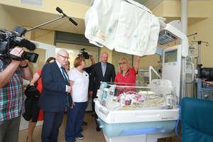 Michelin spełnia marzenia. Noworodki ze szpitala dziecięcego będą pod opieką najnowocześniejszego sprzętu [ZDJĘCIA, VIDEO]