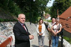 Estetycznie i bezpiecznie na szlaku św. Józefa w Pasłęku