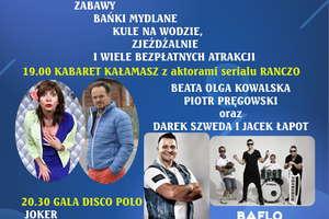 """Gwiazdy """"Rancza"""" na srokowskiej scenie"""