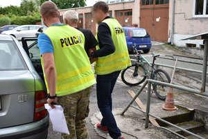 Aresztowano pirata drogowego z okolic Bisztynka