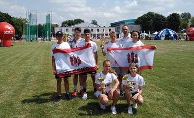 Sukces młodych sportowców z Olecka