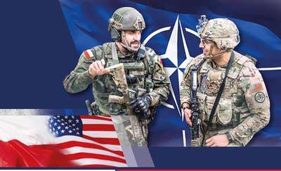 Żołnierze zapraszają na wspólny polsko-amerykański piknik w Giżycku  (8 lipca)