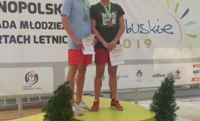 Ełczanin Mistrzem Polski w pływaniu