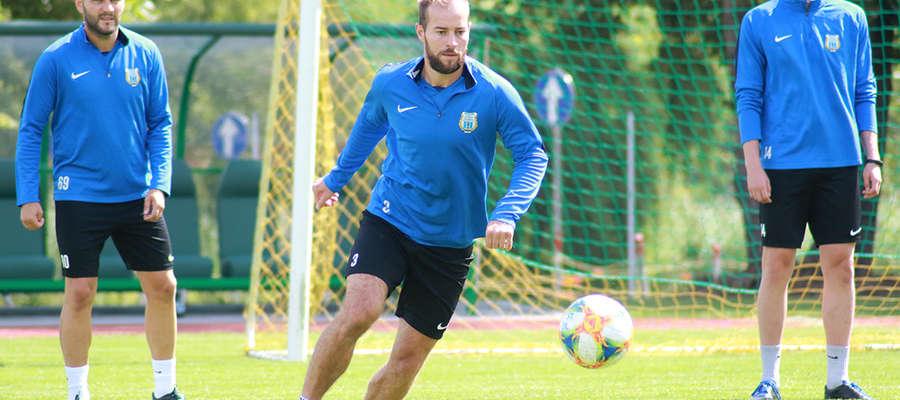 Piłkarze olsztyńskiego Stomilu dobrze wykorzystali czas na zgrupowaniu w Kórniku
