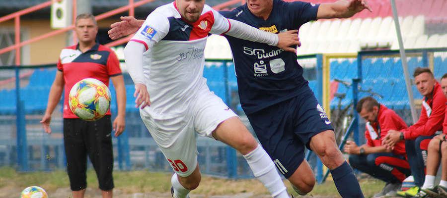 Stomil zremisował w Środzie Wielkopolskiej, a trener Zajączkowski nie był zadowolony z gry zespołu