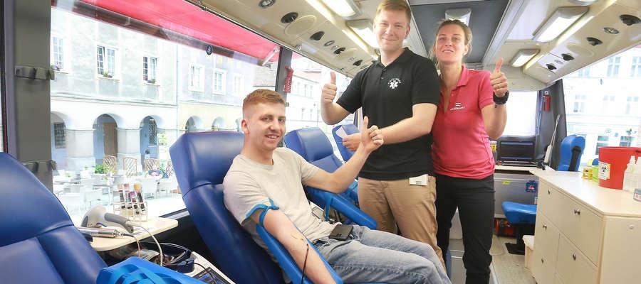Piotr Lewicki: To nic nie kosztuje, a może uratować komuś życie