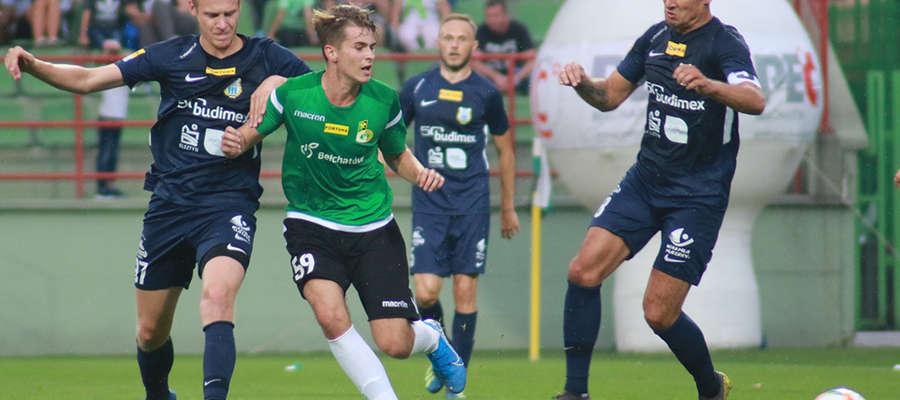 Stomil przegrał na inaugurację sezonu w Bełchatowie 0:3