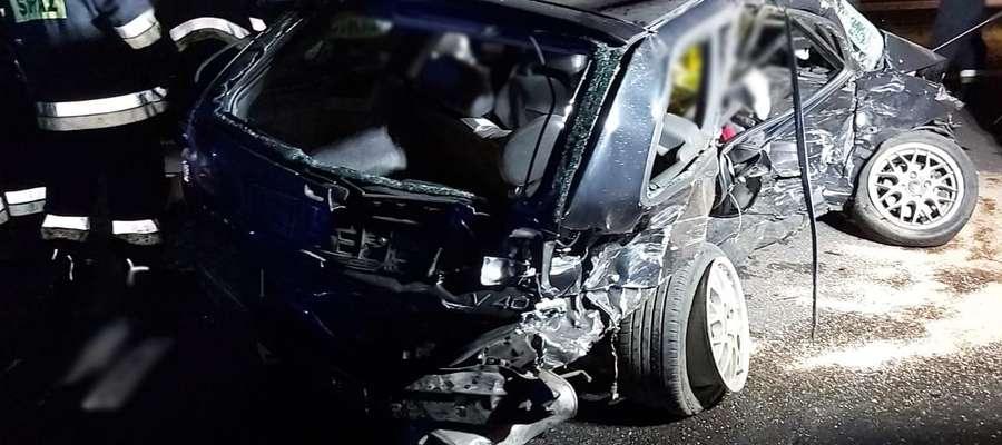 W wypadku koło Rychnowskiej Woli zginęła 36-letnia kobieta