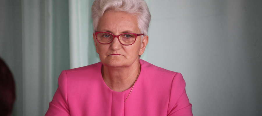 Teresa Szczęsna w Urzędzie Gminy pracowała 35 lat.