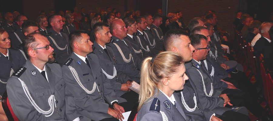 Uroczyste Święto Policji 2019 w Hotelu Zamek Ryn