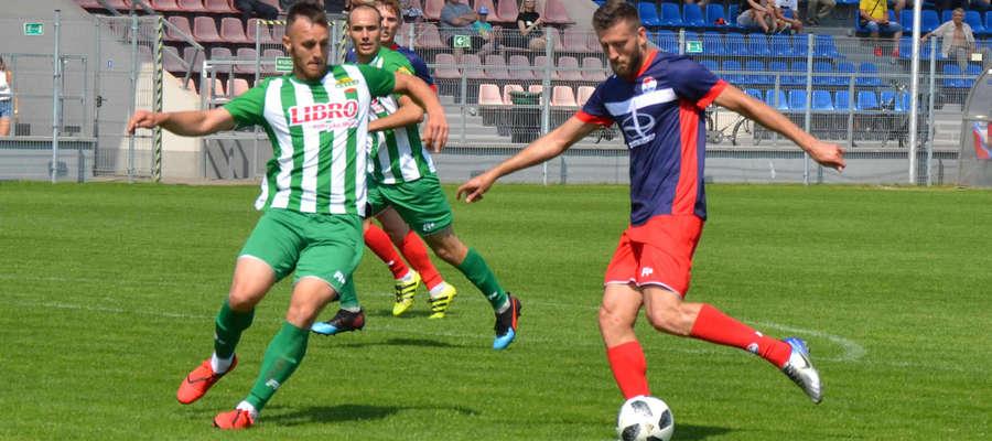 Jesienią zespół Sokoła dziewięć razy zagra na własnym stadionie