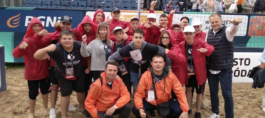Iławska ekipa pomagała w organizacji ME w Starych Jabłonkach