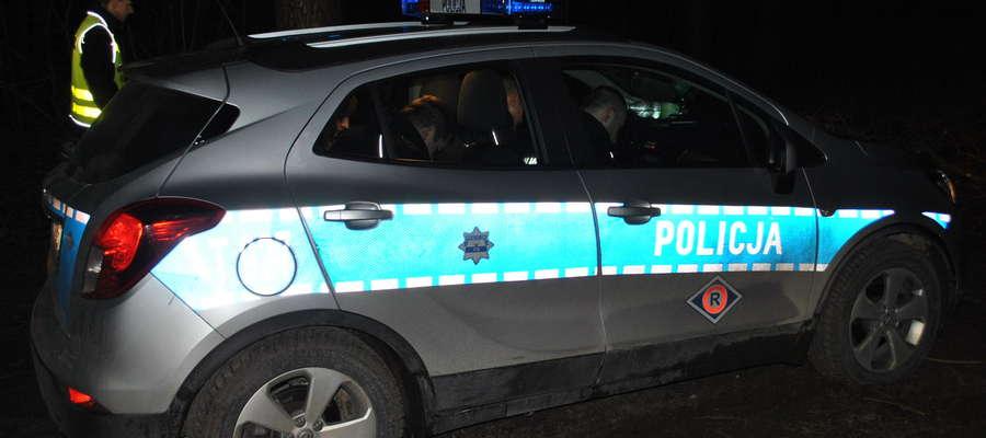 Do wypadku doszło na trasie Wiartel-Turośl