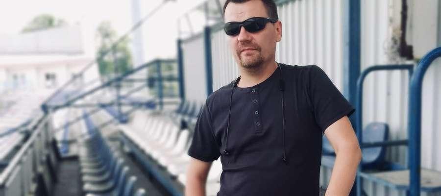 Remigiusz Lembowicz, doradca i pełnomocnik zarządu d.s. sportowych w Stomilu Olsztyn
