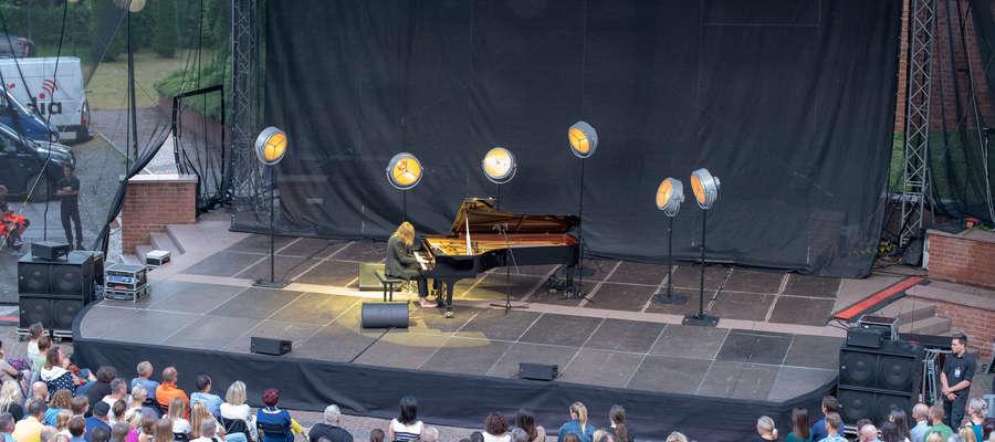 Niedzielny koncert w Amfiteatrze