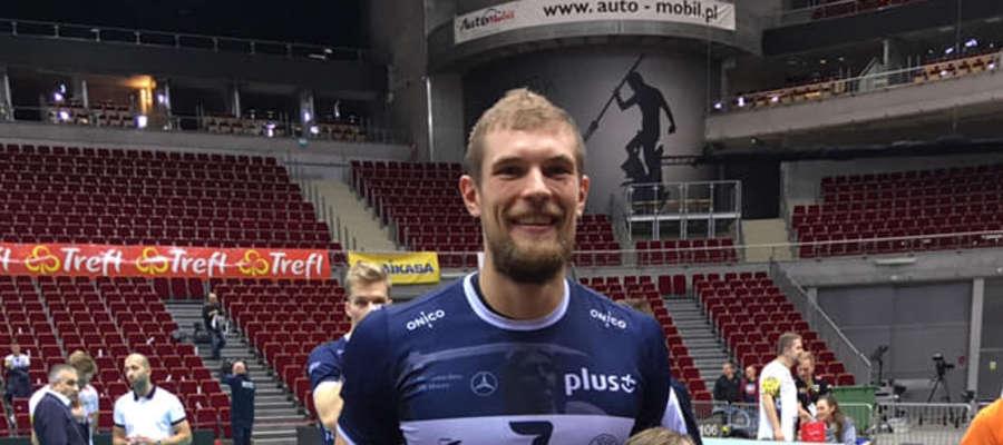 Piotr Łukasik będzie reprezentował Polskę w USA podczas turnieju Final Six
