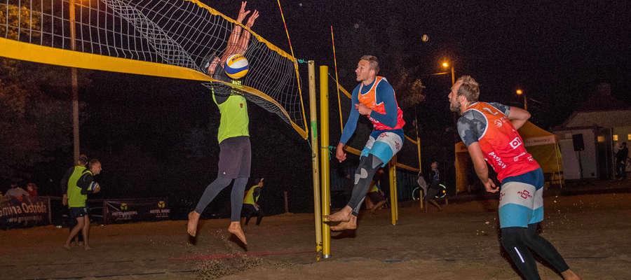 W piątek na plaży nad jeziorem Sajmino Nocny Turniej Siatkówki Plażowej Ostróda 2019