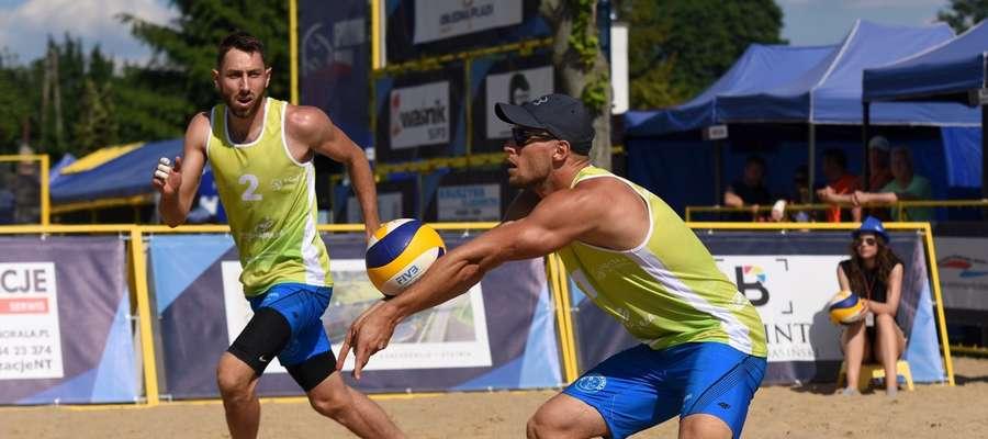 Marcin Ociepski (z lewej) i Michał Kądzioła w Przysusze zakończyli Superpuchar Polski na 3. miejscu