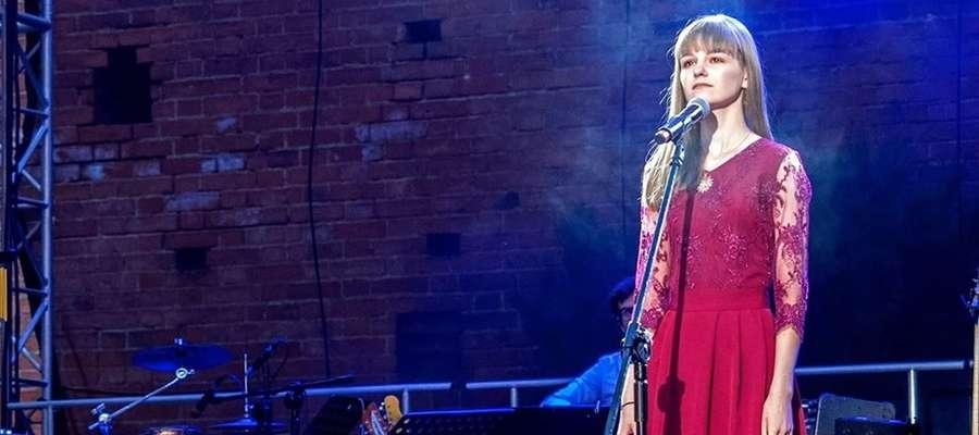 Ola Jeznach wystąpiła na scenie olsztyńskiego festiwalu po raz drugi. Tym razem z sukcesem