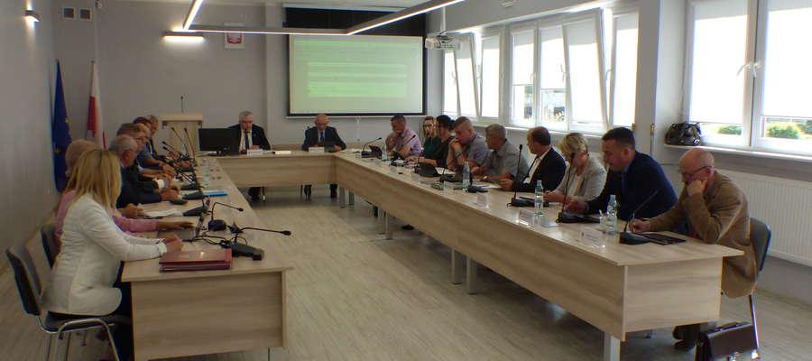 Sesja Rady Gminy Bartoszyce