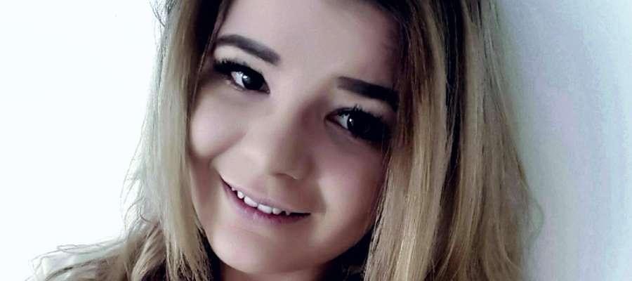 Karolina Samsel z Dzikowa Iławeckiego chce być Dziewczyną Lata.
