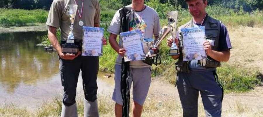Letni Puchar Dolnej Wkry dla Sławka Kraszewskiego