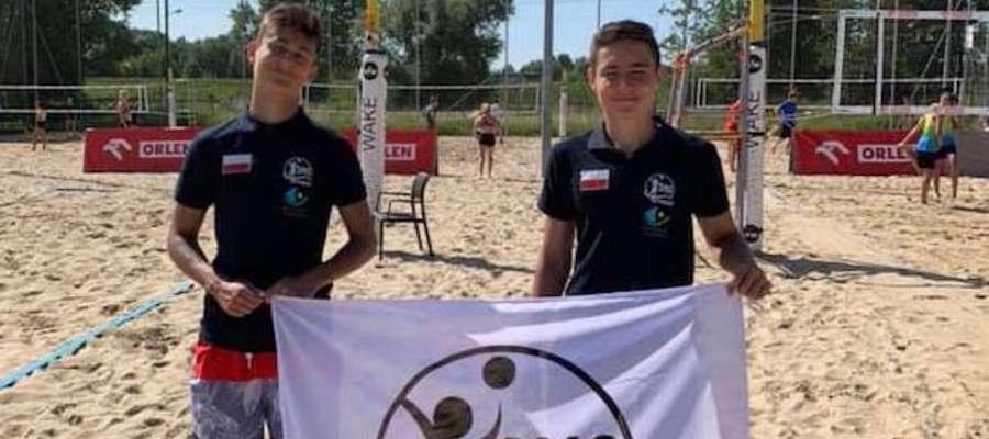 Młodzicy SMS Ostróda zajęli 9. miejsce w Polsce