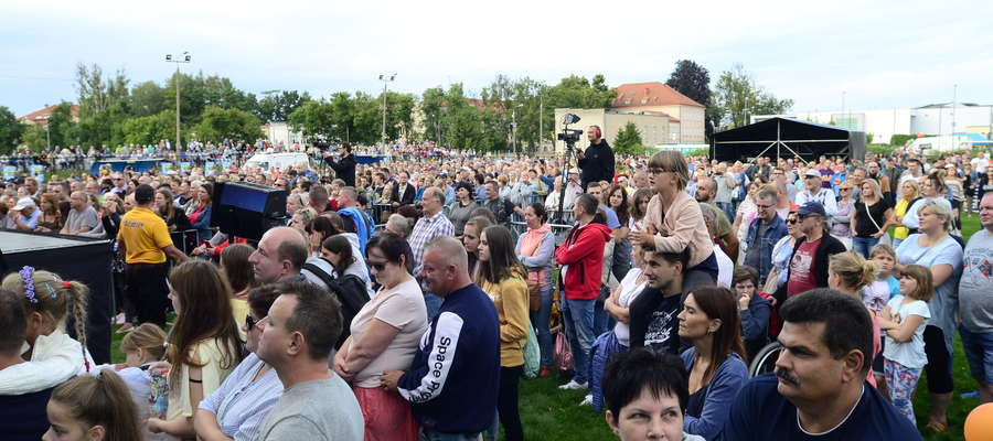 Dni Iławy przyciągnęły tłumy