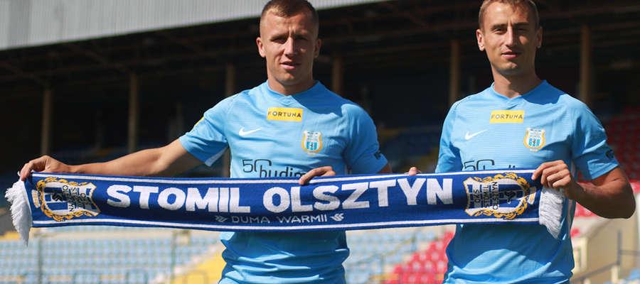 Mateusz i Waldemar Gancarczykowie nadal będą grali w Stomilu