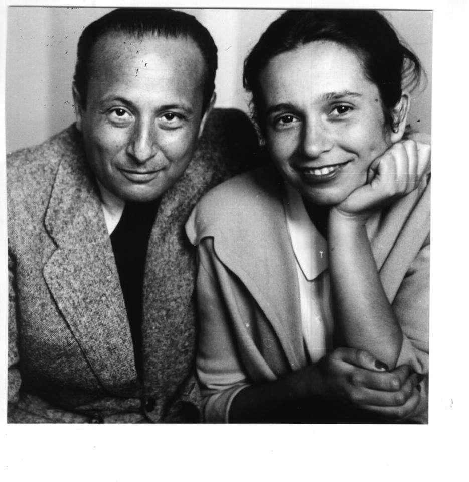 Halina i Władysław Szpilman